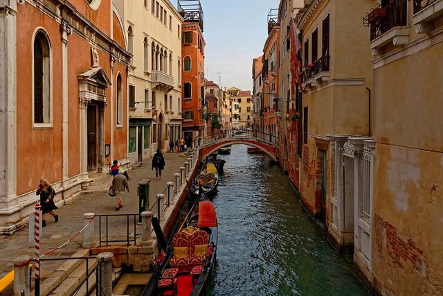 Venice / Rio di San Felice / From Strada Nova