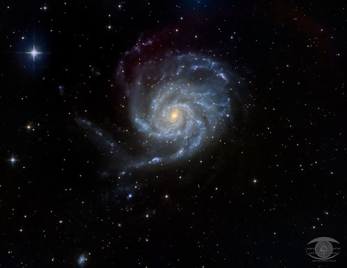 astrophotography astronomy asi1600mc astrophotographyastronomy space sky stars star science galaxy galaxies pinwheel m101 night nature natur nightsky ngc ontario dso ds kin kingstonist