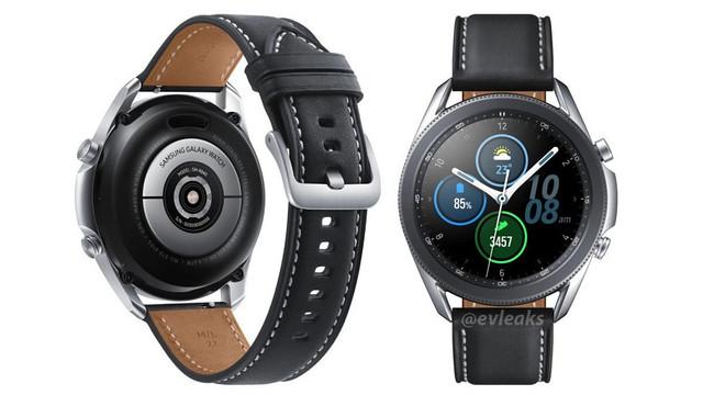 Itt az első Galaxy Watch 3 fotó