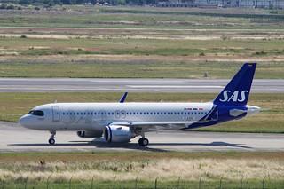 A320neo MSN9520 D-AXAC