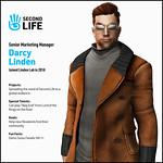 Darcy Linden