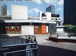 The Podium, Alphage Highwalk, City, 1992TQ3281-064