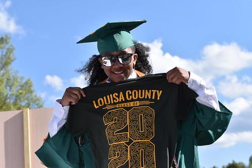 Louisa County HS, Mineral, VA