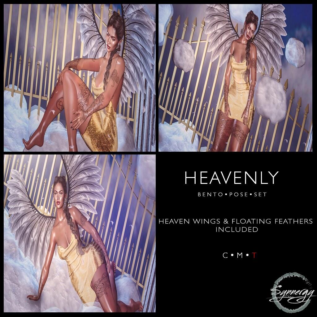 Heavenly Pose Set @ The Versus Event
