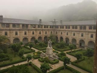 Monasterio De San Julian De Samos Lugo Francisco Javier Palomares Rodriguez Flickr