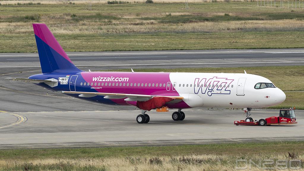 Wizz Air A320 271n Msn 10112 F Wwbt Dn280tls Flickr
