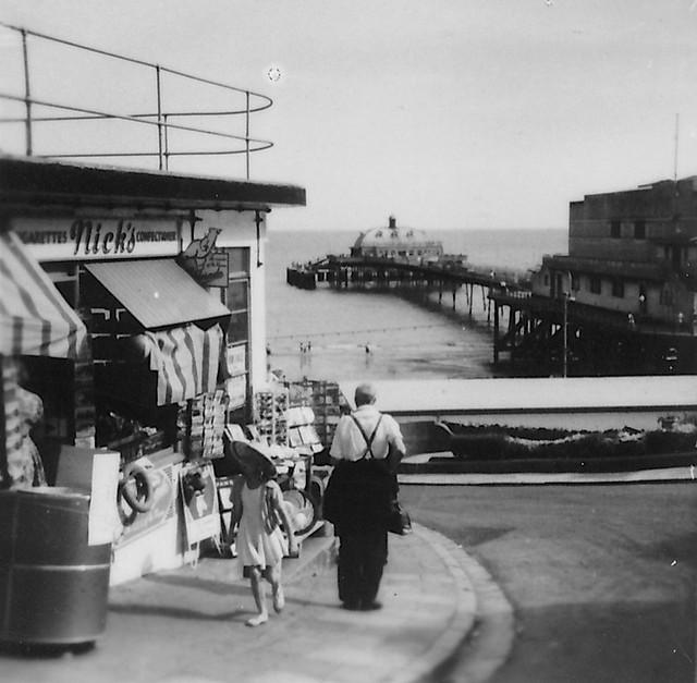 Pier Street, Sandown, Isle of Wight, 1950s