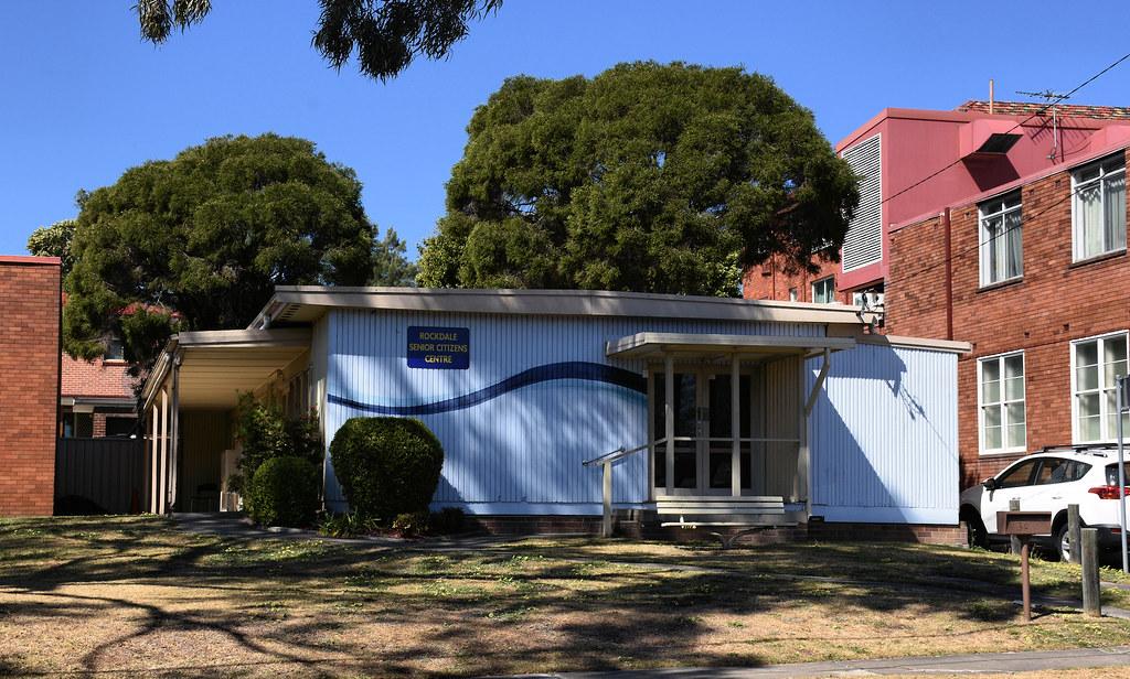 Rockdale Senior Citizens Centre, Rockdale, Sydney, NSW.