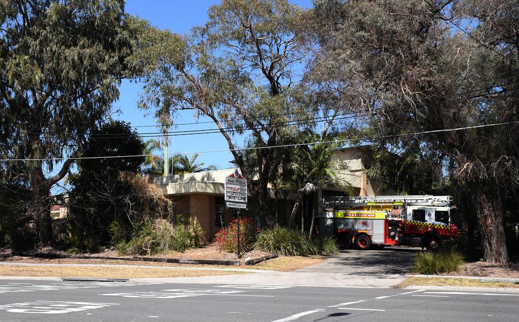 Fire Station, Miranda, Sydney, NSW.
