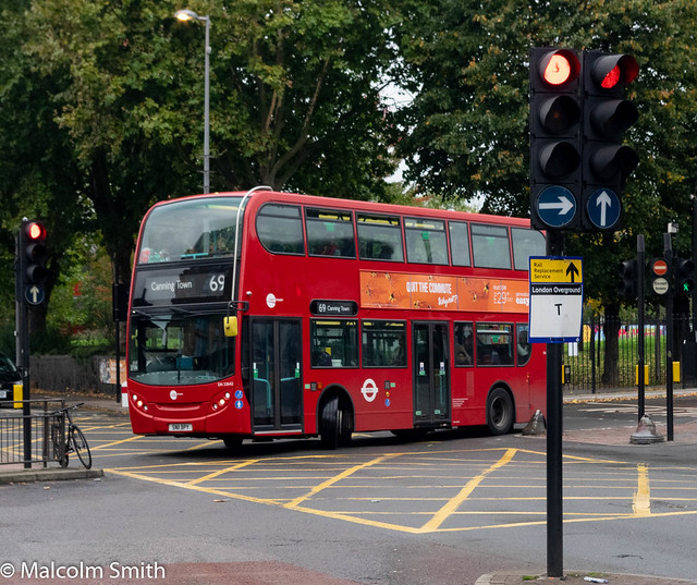 Route 69 Walthamstow Central