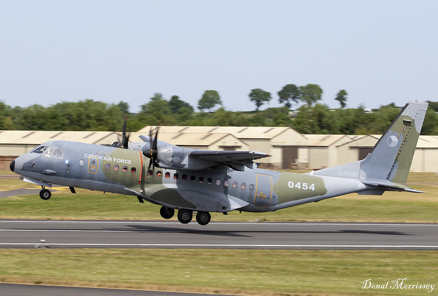Czech Air Force C-295M 0454