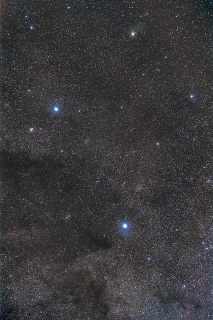 Crux and Coalsack Nebula (C99)