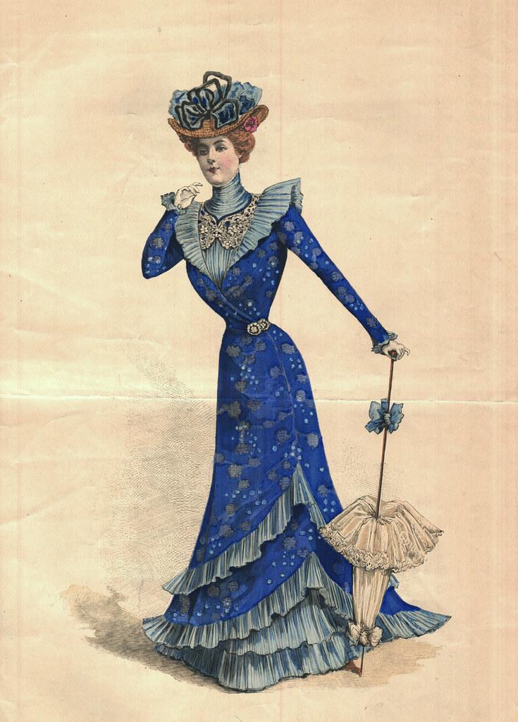 La Mode Illustrée 7 mai 1899