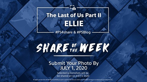 Share of the Week - The Last of Us Part II | by PlayStation.Blog