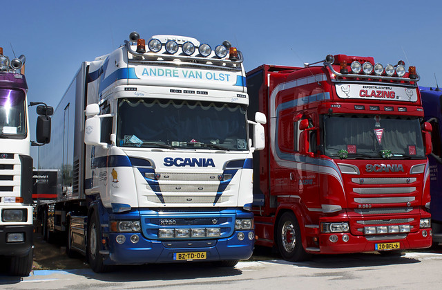 Scania R Streamline