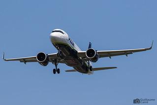 F-WWBZ A320neo Azul