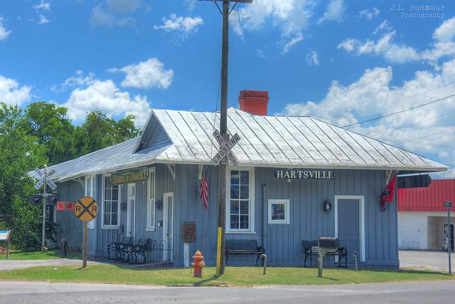 Hartsville Train Depot - Hartsville, Tennessee