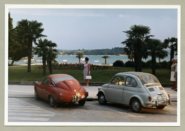 Abarth 1000 Bialbero and Fiat 500 N