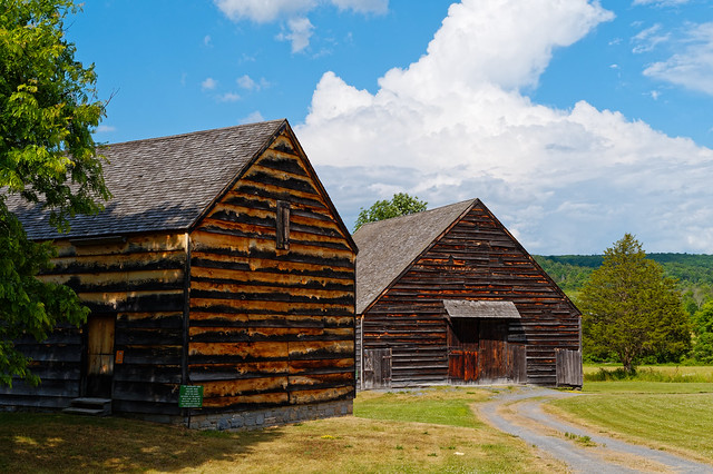 18th Century House and Barn