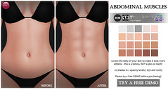 Abdominal Muscles (for FLF)