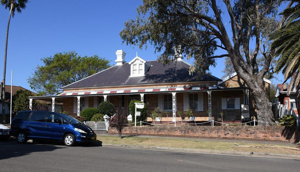 Lydham Hall, Rockdale, Sydney, NSW.