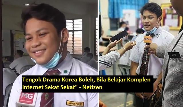 """""""Duduk Rumah 3 Bulan Tengok Drama Korea & Susah Nak Belajar,"""""""