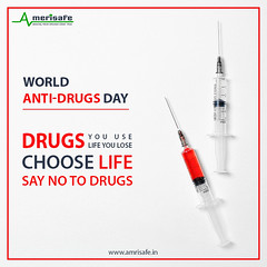World anti drugs day