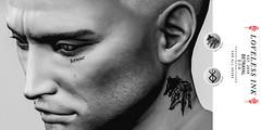 Loveless Ink - Betrayal