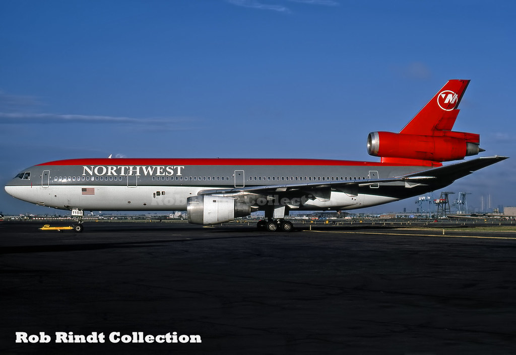 Northwest Airlines DC-10-40 N150US