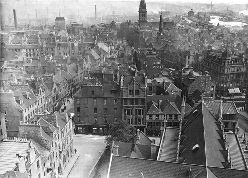 View from the Steeple | by Dundee City Archives