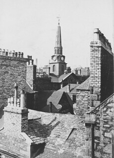 View towards back of Town House | by Dundee City Archives