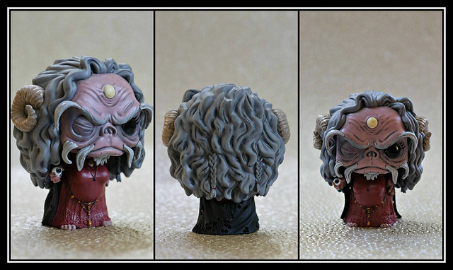2020 The Dark Crystal: Aughra Triptych