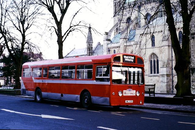 Buckland&Hetherington(Westrings)-AML601H-Chichester-1991KN