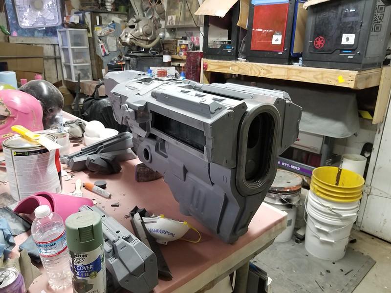 BFG9000 WIP Front