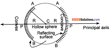 KSEEB Class 10 Science Important Questions Chapter 10 Light Reflection and Refraction img6