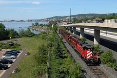 High Hood Heading Out of Duluth