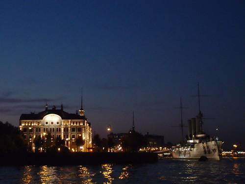 Crucero por San Petersburgo: el Aurora