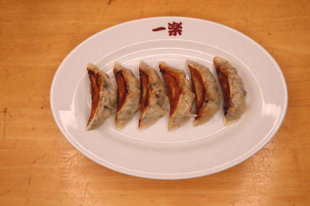 焼き餃子/Yaki-gyoza