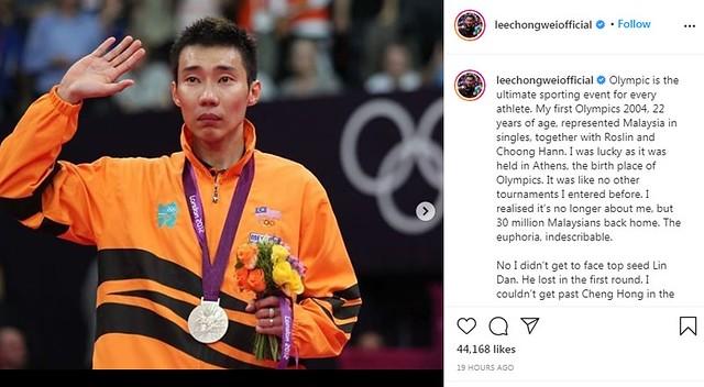 Datuk Lee Chong Wei Akhirnya Buka Mulut Bahawa Dia Pernah Kena 'Tipu' Dengan Rakan Sendiri Selepas Pulang Dari Olimpik