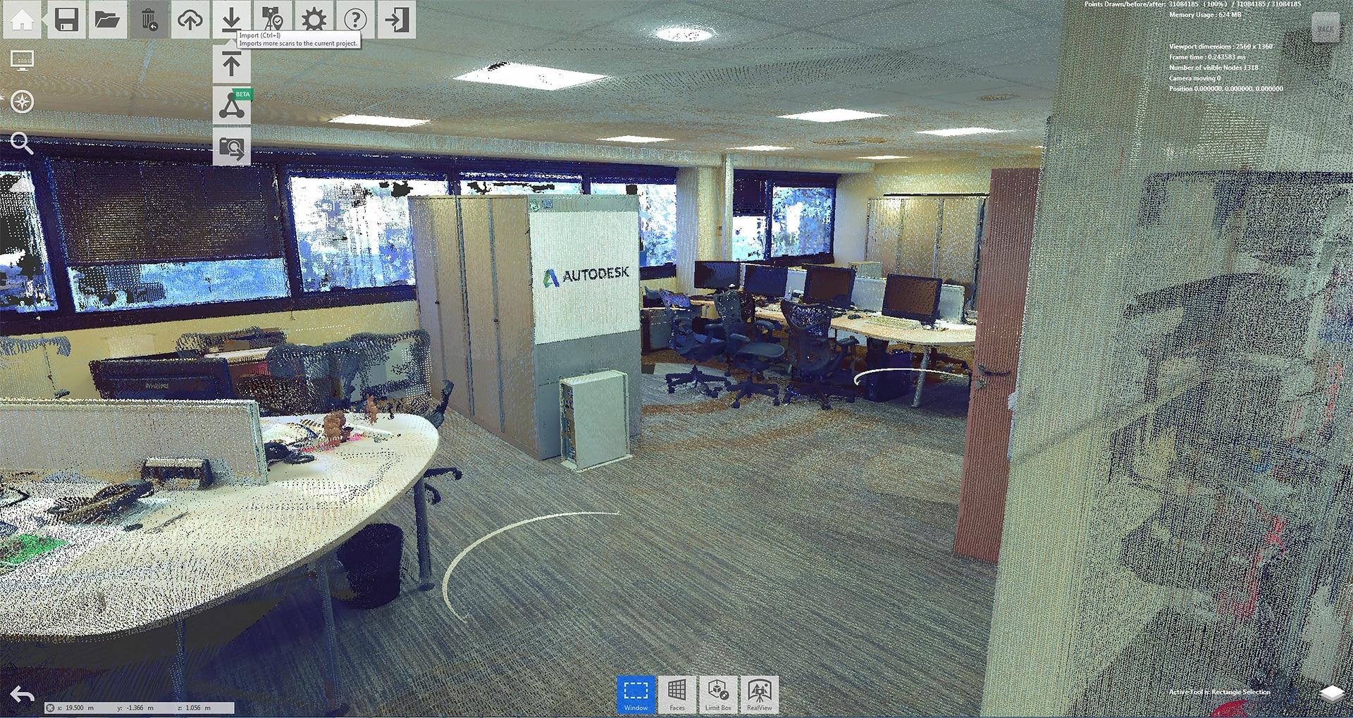 Working with Autodesk ReCap Pro 2021 full license