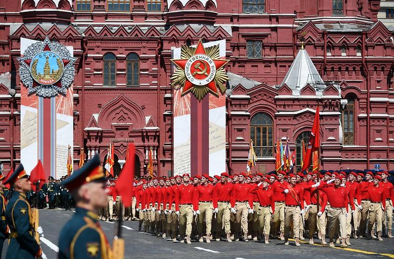 Парад Победы 24 июня 2020 в Москве.8http://journal-otechestvo.ru/parad-pobedy-24-iyunya-2020/