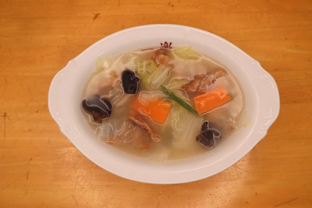 豚肉スープ/Butaniku-soup