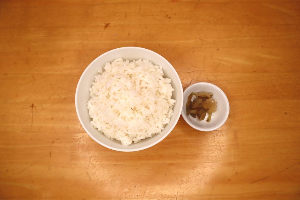 ご飯/Rice