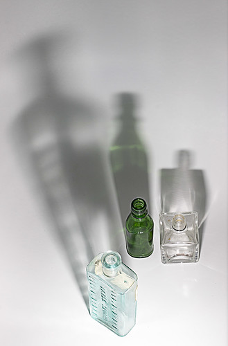 Bottles and Shadows | by Ray Duffill