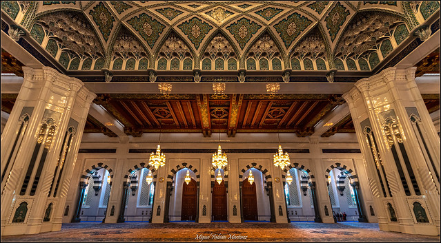 Mezquita Sultán Qaboos