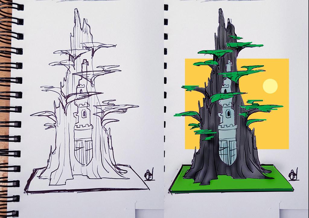 Forestmen Citadel