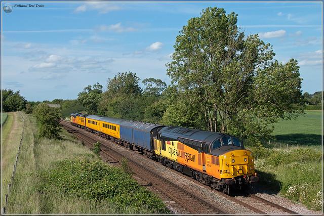 Rutland Test Train