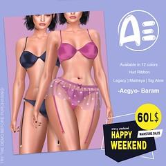 -Aegyo- Baram @ Happy Weekend
