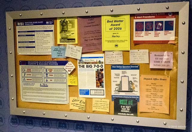 Company Bulletin Board