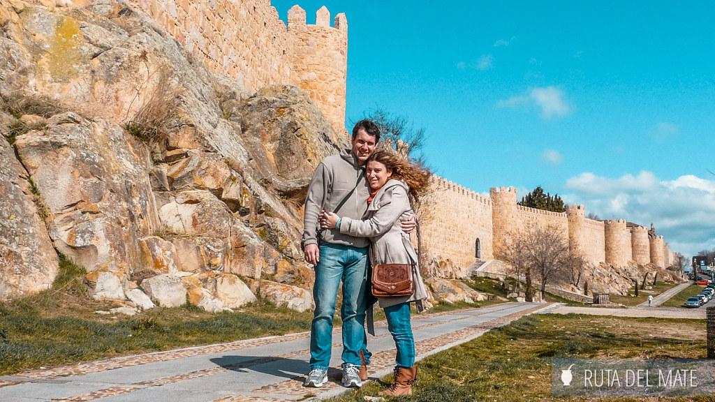 Ávila, uno de los lugares qué ver cerca de Madrid